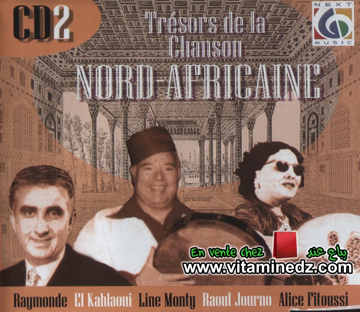 Tr�sors de la chanson Nord-Africaine - CD02