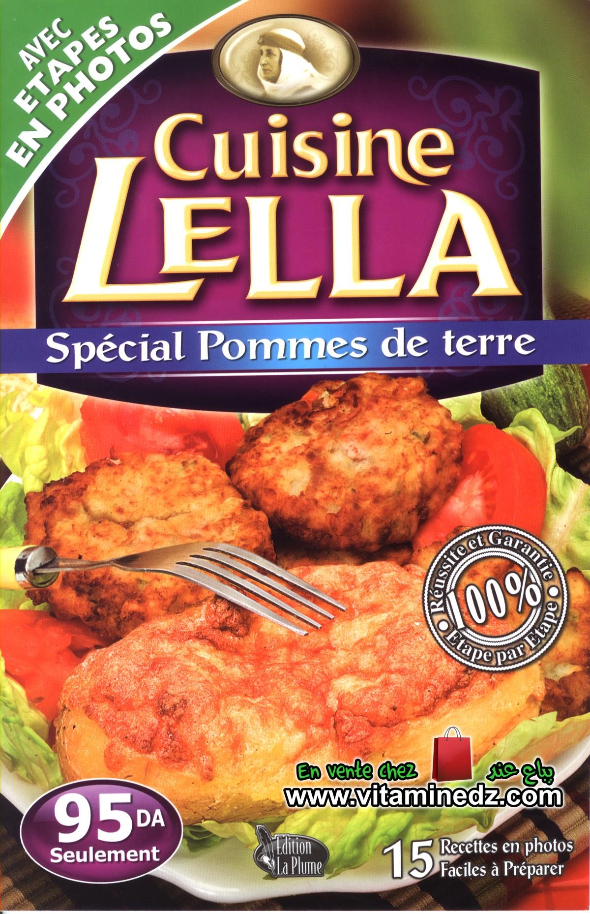 Cuisine lella sp cial pommes de terre for Article de cuisine en ligne