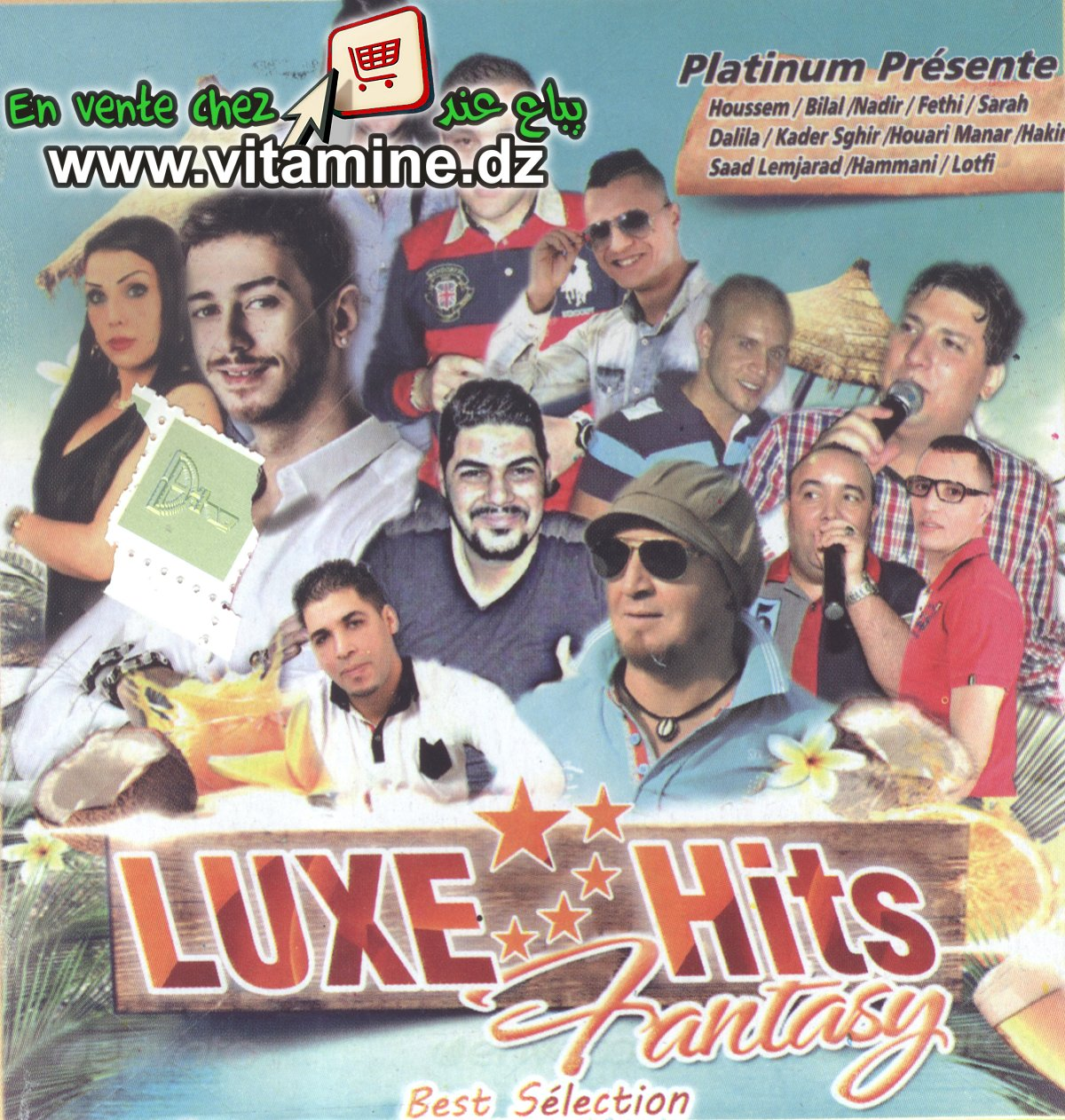 Luxe Hits Fantasy - Compilation